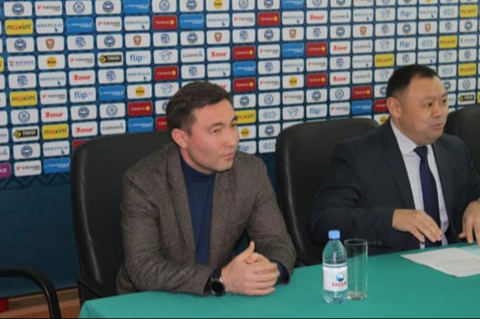 Ерлан Оразаев: «Адиев біздің клубта өзін дәлелдегісі келеді»