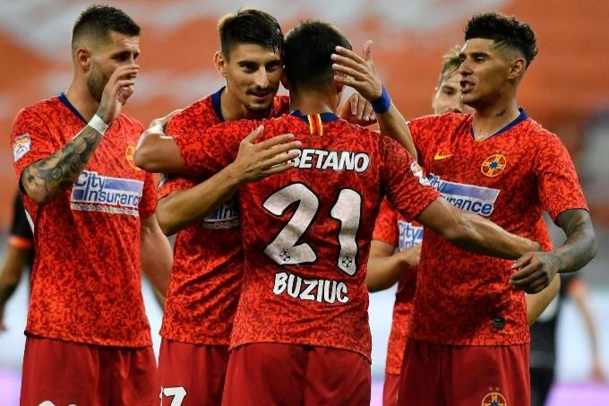 «Стяуа» Еуропа лигасының матчына 12 ойыншымен қатыспақ, оның үшеуі қақпашы