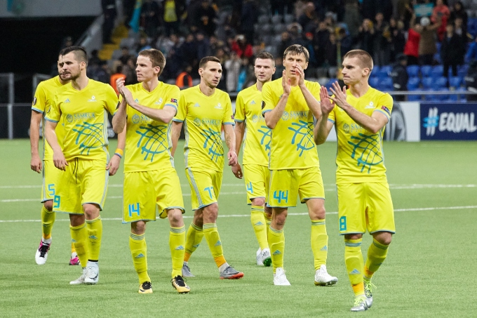 «Астананың» Чемпиондар Лигасына іріктеу кезеңіндегі қарсыласы белгілі болды
