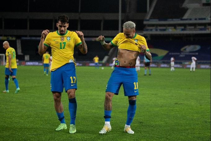 Бразилия Америка Кубогінің финалына шықты