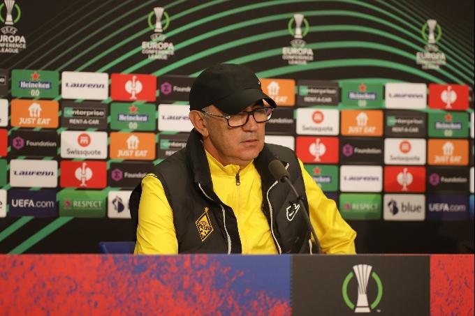 Құрбан Бердыев: «Екінші таймда өзіміз ойнай алатын футболды көрсетуге тырыстық»
