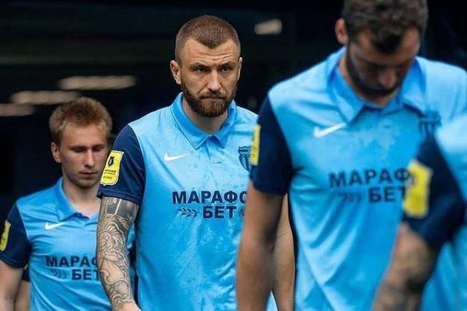Алексей Щеткин «Ротор» клубымен келісім-шартқа отырды