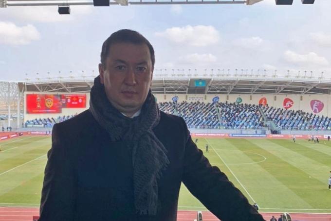 «Түркістан-Аренада» ұлттық құраманың матчтары өте ме?