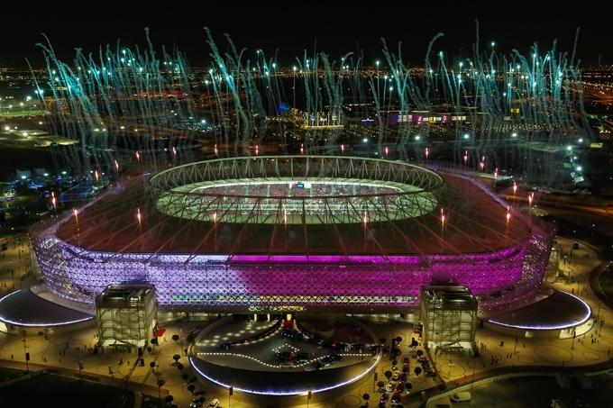 Катарда Әлем чемпионатының ойынын қабылдайтын төртінші стадион ашылды
