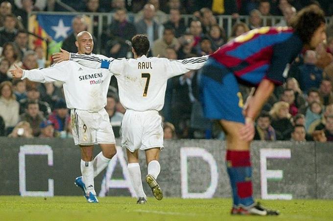 «Барселона» мен «Реал» сапында ойнаған үздік 5 футболшы