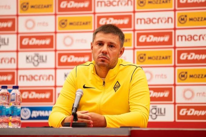 Кирилл Кекер: «Бірінші матчтың нәтижесіне қарамаймыз»