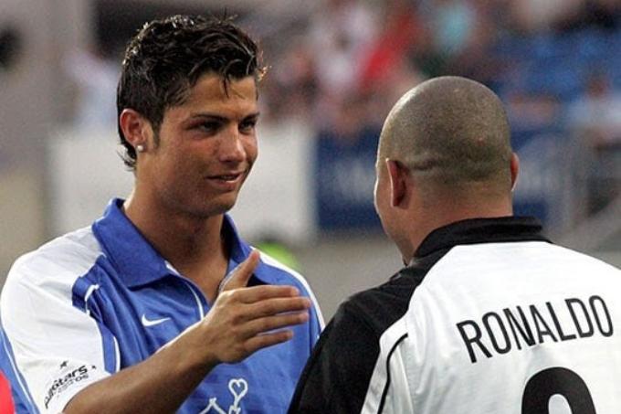 Роналдоның Роналдуға қарсы жалғыз матчы