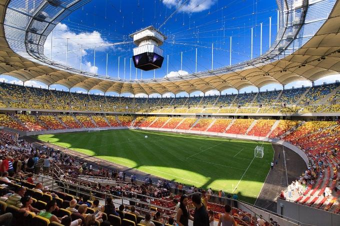 Чемпиондар Лигасының орталық матчы Румынияда өтеді
