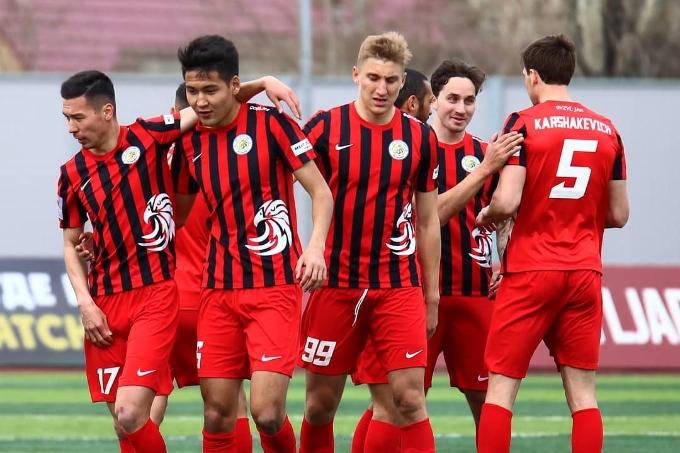 Әлібек Қасым қатарынан төртінші матчта гол соғып, командасына бір ұпай сыйлады