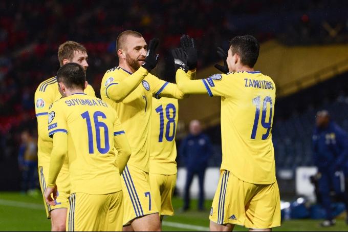 Қазақстан ұлттық құрамасының Ұлттар Лигасындағы алғашқы матчы Алматыда өтеді