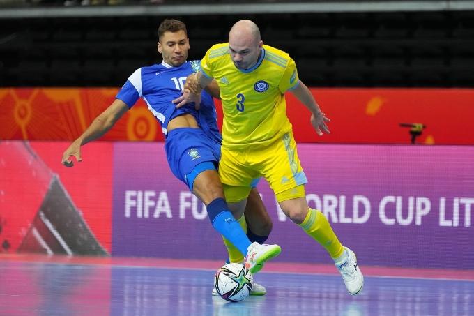 Қазақстан құрамасы қола жүлде үшін болған матчта Бразилиядан жеңіліп қалды