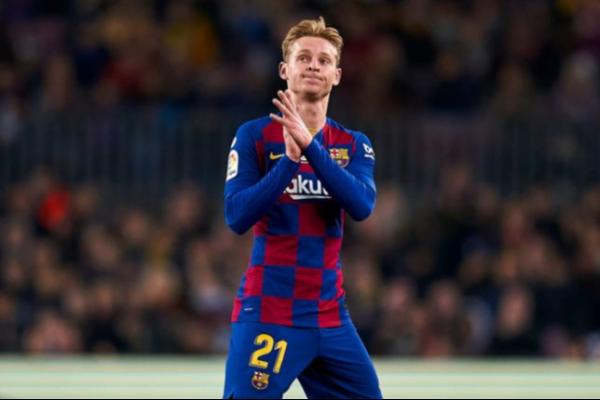 Де Йонг: «Бавариямен» болған матч «Барселонада» проблемалардың көп екенін көрсетті