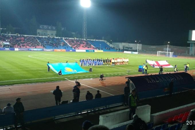 Павлодардағы жөндеуден өткен стадион Бірінші лига ойындарын қабылдауға дайын