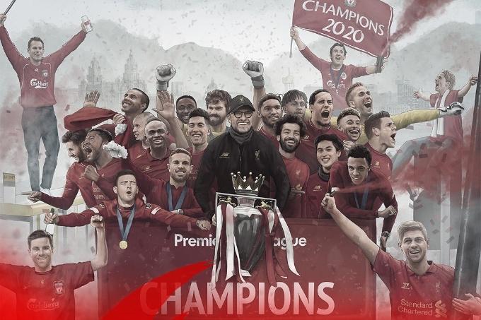 Клопп данышпан! «Ливерпуль» - чемпион!