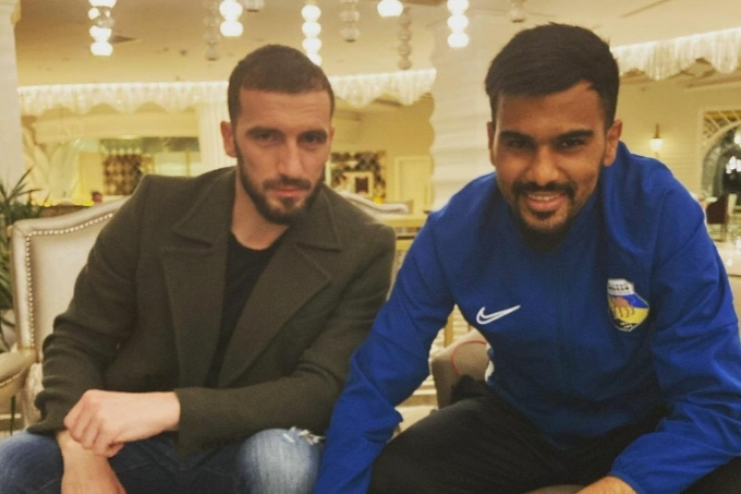 «Каспий» тунистік футболшымен келісім-шартқа отырды