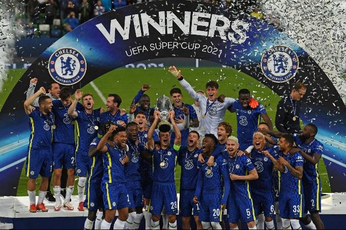 «Челси» - УЕФА Суперкубогінің иегері