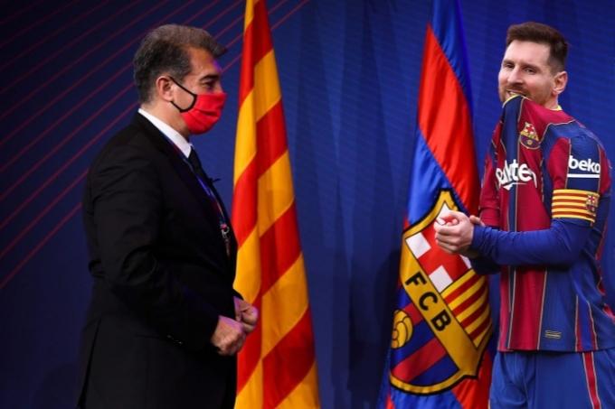 Лапорта «Барселонаны» бұрынғы деңгейіне қайтара ма?