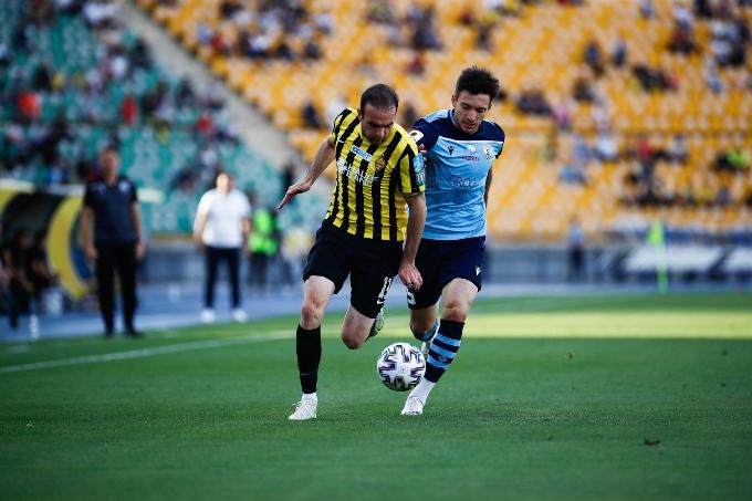 «Қайраттың» «Карабахпен» болатын матчына Камо Оганесян қатыспайды