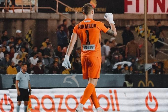 «Қайрат» маңызды матч алдында негізгі қақпашысынан айырылды