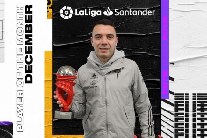 Испания чемпионатының желтоқсан айындағы үздік ойыншысы анықталды