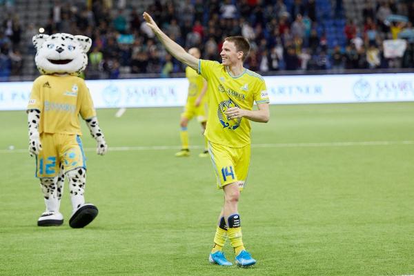 Томасов: «Футбол басталатын сәтті тағатсыздана күтудемін»