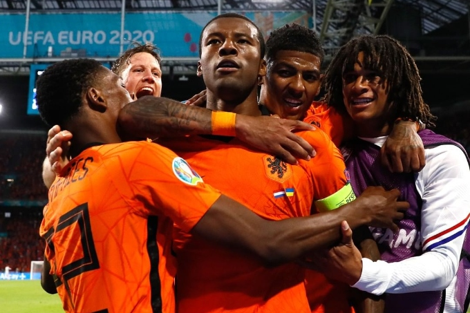 Нидерланды драмаға толы матчта Украинадан басым түсті