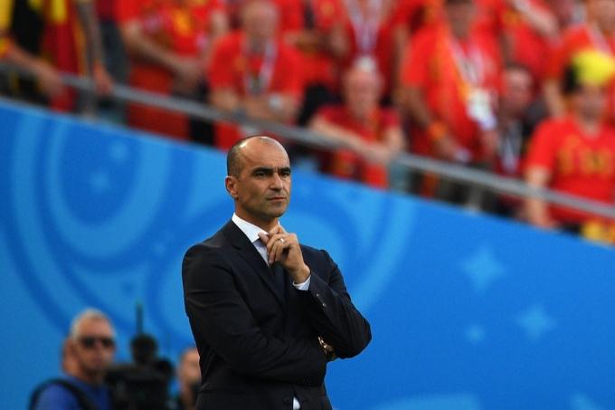 Мартинес Бельгия ұлттық құрамасымен келісім шартын ұзартты
