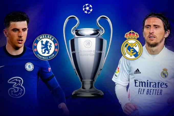 «Челси» - «Реал Мадрид»: сандар сөйлейді