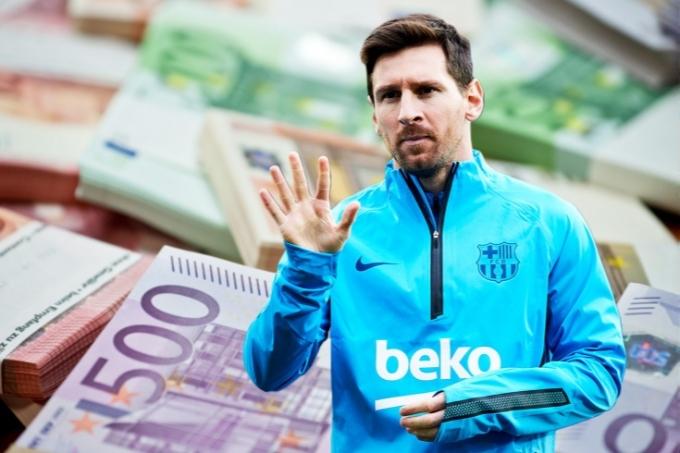 Төрт жылда жарты миллиард! Мессидің келісімшарты «Барселонаның» түбіне жетті ме?