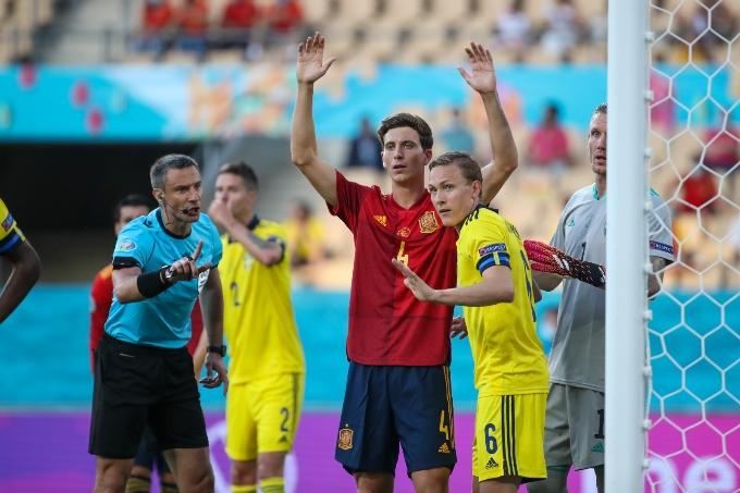 Испания мен Швеция құрамалары ұпай бөлісті