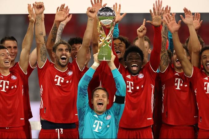 «Бавария» - Германия Суперкубогының иегері