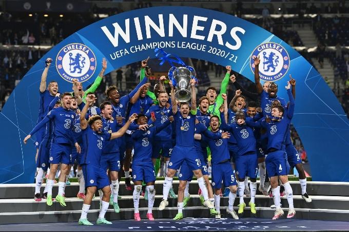 «Челси» - Чемпиондар Лигасының жеңімпазы