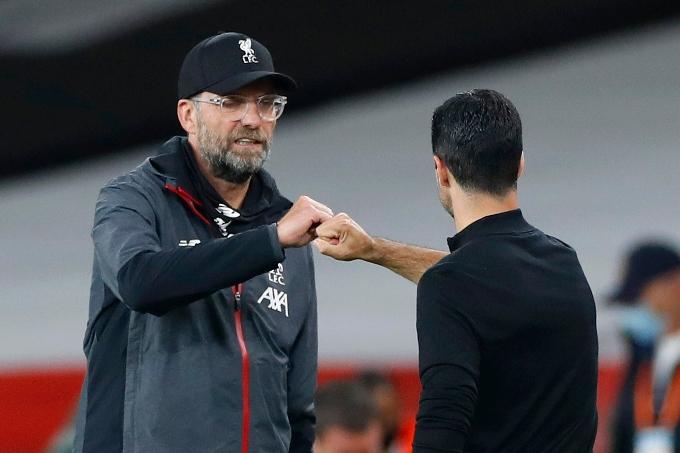 Клопп: «Арсенал» өткен маусымның қорытындысы бойынша Премьер-Лигада сегізінші орында болмауы керек еді»