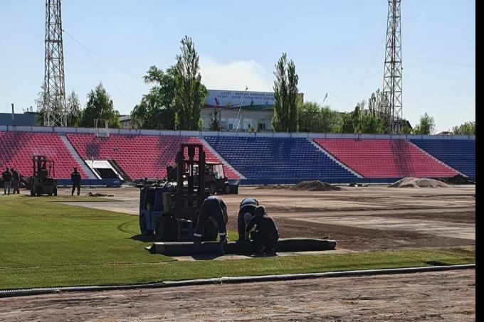 Стадион бар, команда жоқ