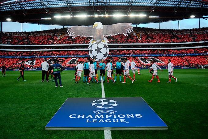 Чемпиондар лигасы Лиссабонда өтеді