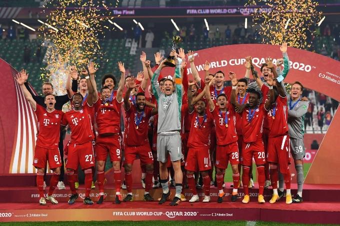 «Бавария» - клубтар арасындағы әлем чемпионы