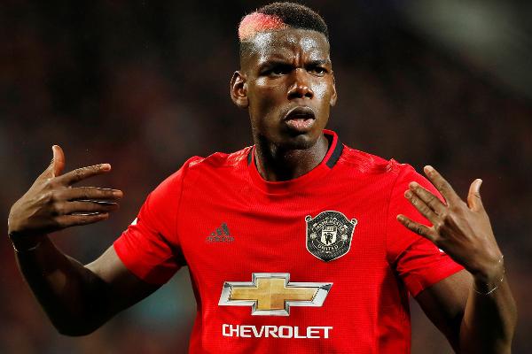 Невилл: «Погба - «Манчестер Юнайтедте» ойнайтын әлемдік деңгейдегі жалғыз ойыншы»
