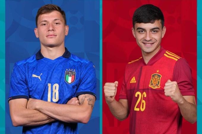 Италия - Испания: Жартылай финалдық матчқа превью