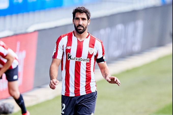 «Атлетик» футболшысы Рауль Гарсия тарихи жетістікке қол жеткізді