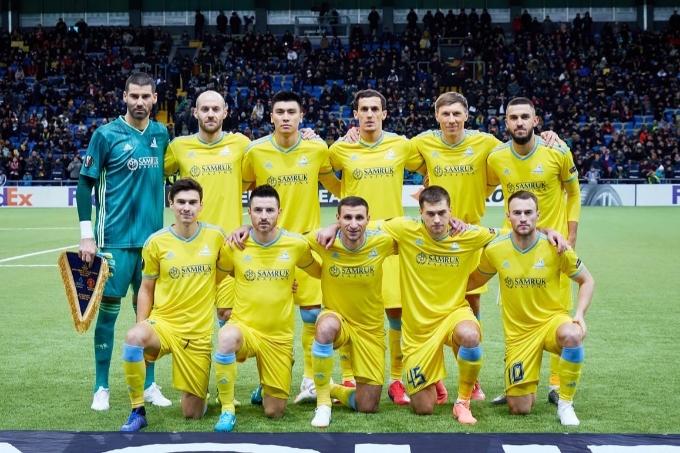 «Астана» Чемпиондар лигасын тамыз айында бастайды