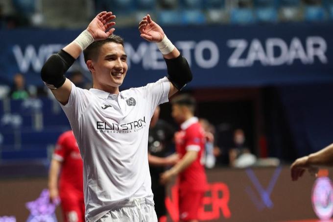 Нарун Серіков: «Кака бапкерлік мансабында алғаш рет Чемпиондар Лигасын екінші қақпашымен жеңгенін айтты»