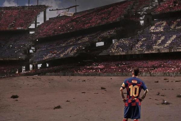 Барселона бұл дағдарысты еңсере ала ма?