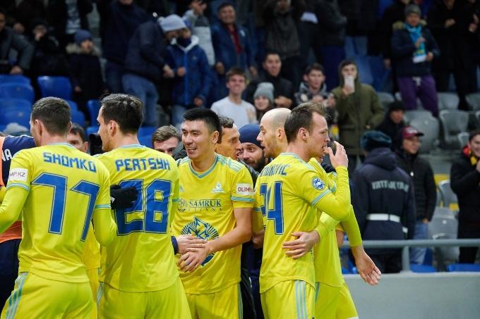 Астана Чемпиондар Лигасының іріктеу кезеңінде кіммен ойнауы мүмкін?
