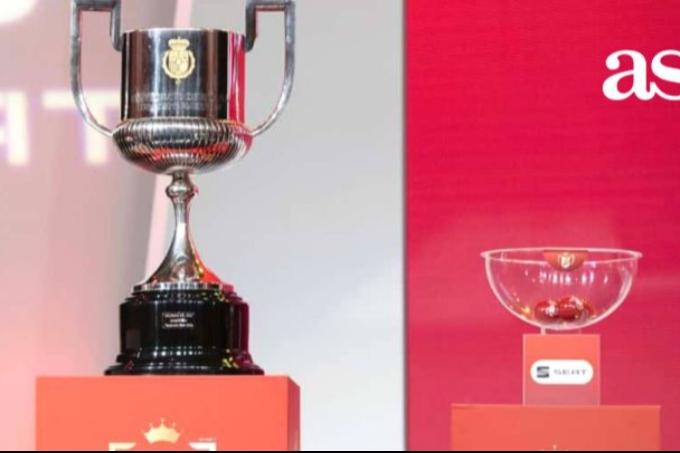 Испания кубогі 1/8 финалының жеребе тарту рәсімі өтті