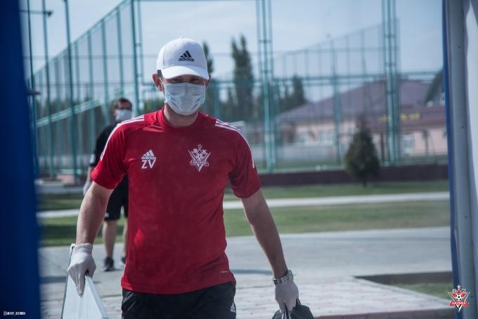 Владимир Зеленовский: «Біздің мақсатымыз бір - Премьер-лигада ойнағымыз келеді»