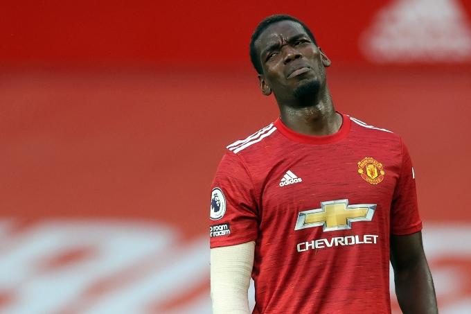 «Манчестер Юнайтед» Поль Погбамен келісімшартты ұзартты