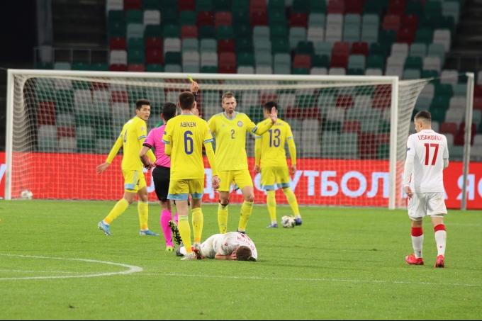 Қазақстан Беларусь құрамасынан екінші рет жеңілді