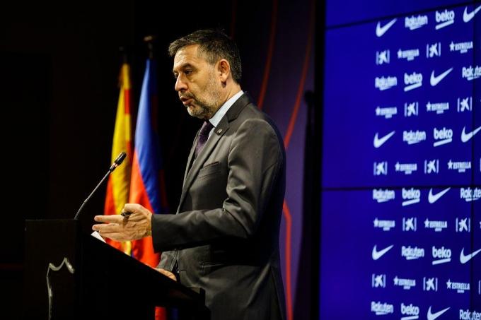 «Барселона» клуб президенті Бартомеудің қызметінен кеткенін жариялады