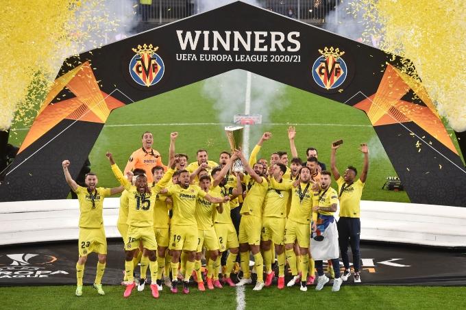 «Вильярреал» - Еуропа Лигасының жеңімпазы
