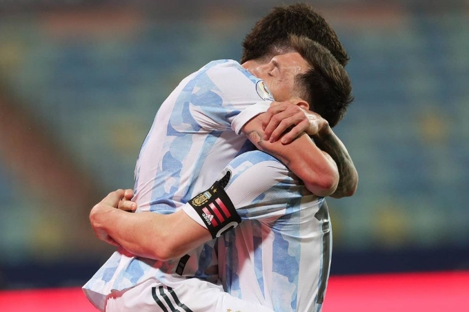 Аргентина Америка Кубогінің жартылай финалына шықты